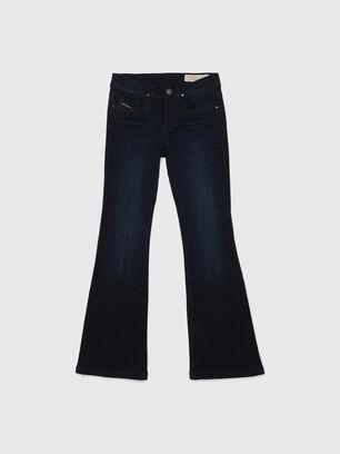 LOWLEEH-J-N, Dunkelblau - Jeans