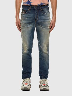 D-Vider 009FR, Mittelblau - Jeans