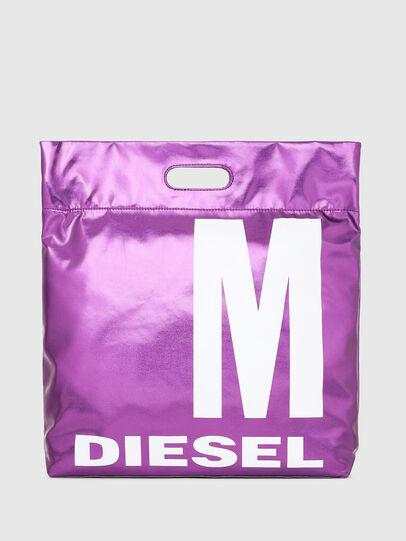 Diesel - F-LITT-HER M, Violett - Shopper und Schultertaschen - Image 1