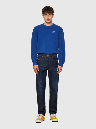 Diesel - D-Fining 09A12, Blu Scuro - Jeans - Image 5
