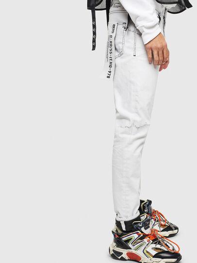 Diesel - D-Strukt 003Z1, Weiß - Jeans - Image 5
