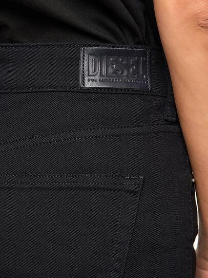 Diesel - D-Joy 0688H, Noir/Gris foncé - Jeans - Image 4