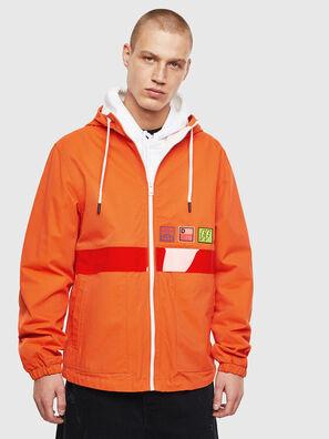 J-LINE, Orange - Jacken