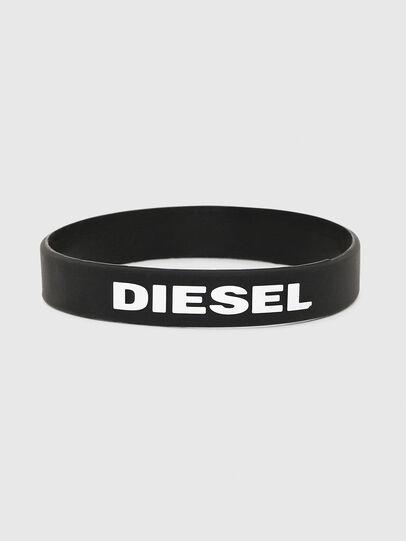 Diesel - A-TEXT, Schwarz - Schmuck und Gadgets - Image 1