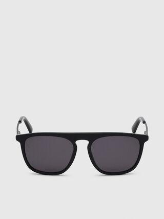 d2c597c3d56b8d Sonnenbrille aus Metall und Acetat
