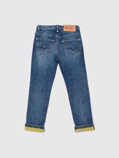 Diesel - MHARKY-J, Schwarz/Gelb - Jeans - Image 2