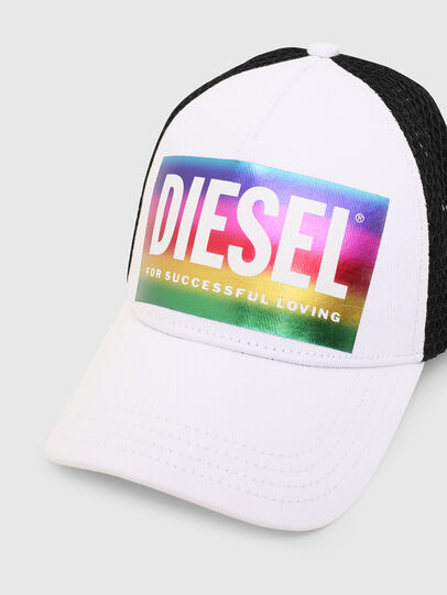 Diesel - CAKERYM-MAX-PR, Blanc - Accesorios de playa - Image 3