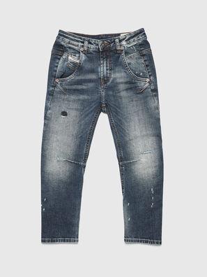 FAYZA-J-N, Mittelblau - Jeans