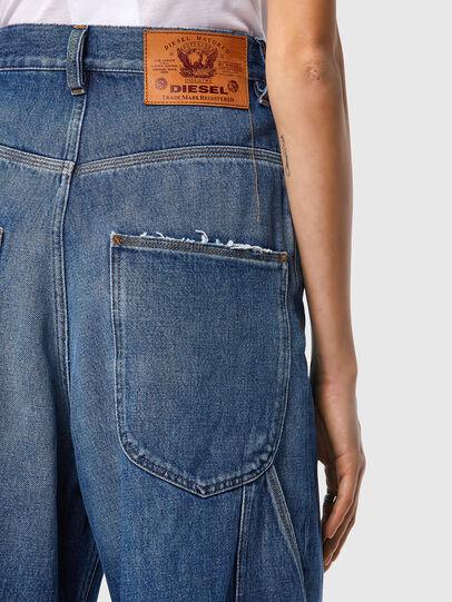 Diesel - D-Luite 09A82, Bleu moyen - Jeans - Image 4