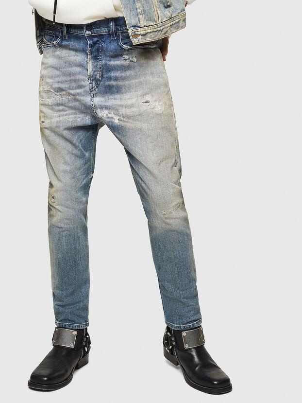 D-Vider 084AQ, Hellblau - Jeans