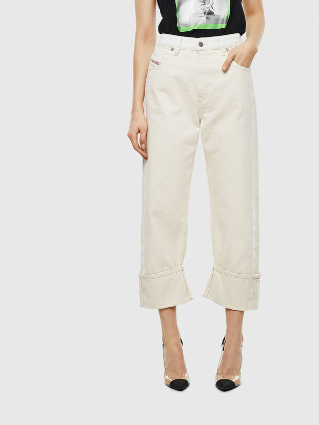 D-Reggy 009BB, Weiß - Jeans