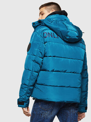 W-SMITH-YA-WH, Marineblau - Winterjacken