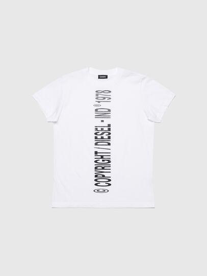 Diesel - TILCOPY, Weiß - T-Shirts und Tops - Image 1