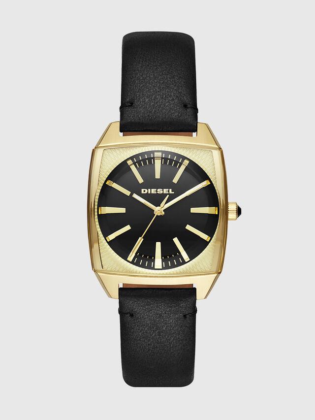 DZ5557, Schwarz/Gold