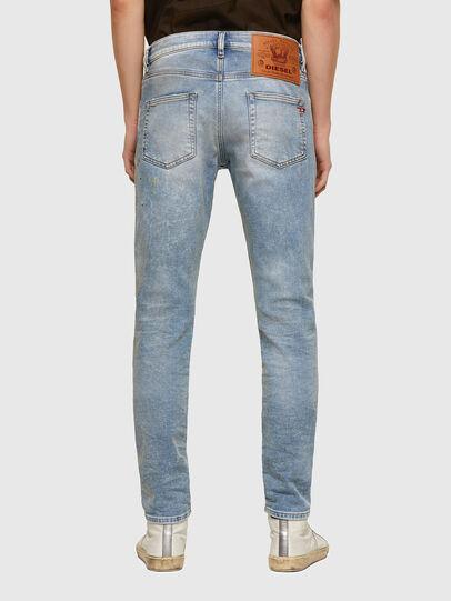 Diesel - D-Strukt JoggJeans® 069UU, Bleu Clair - Jeans - Image 2