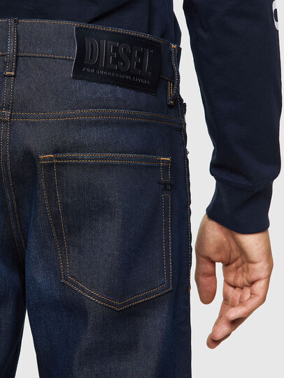 Diesel - D-Fining 09A45, Blu Scuro - Jeans - Image 3