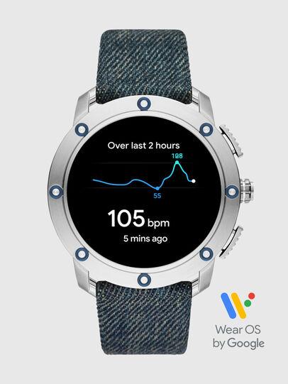 Diesel - DT2015, Jeansblau - Smartwatches - Image 7