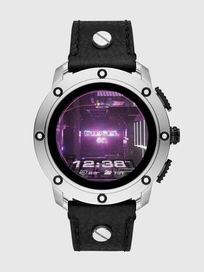 Diesel - DT2014, Schwarz/Silber - Smartwatches - Image 1