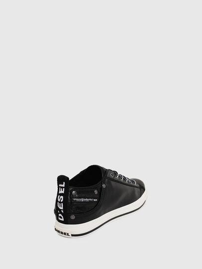 Diesel - EXPOSURE LOW I, Schwarz - Sneakers - Image 4