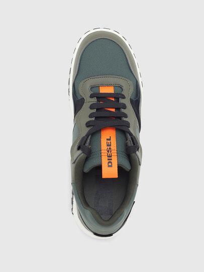 Diesel - S-RUA LOW SK, Olivgrün - Sneakers - Image 5