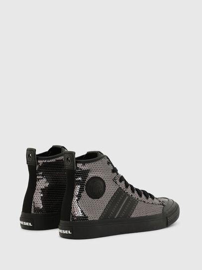 Diesel - S-ASTICO MC W, Schwarz - Sneakers - Image 3