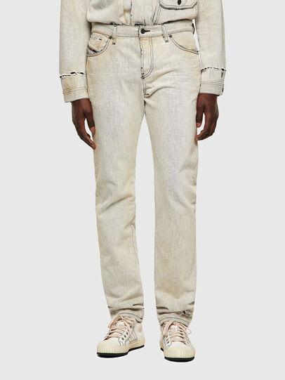 Diesel - D-Kras 09A53, Weiß - Jeans - Image 1