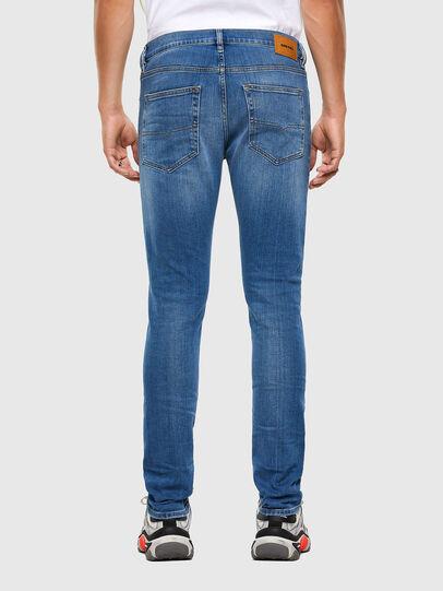 Diesel - D-Luster 009EK, Bleu Clair - Jeans - Image 2
