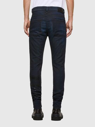 Diesel - D-REEFT JoggJeans® 069RB, Dunkelblau - Jeans - Image 2