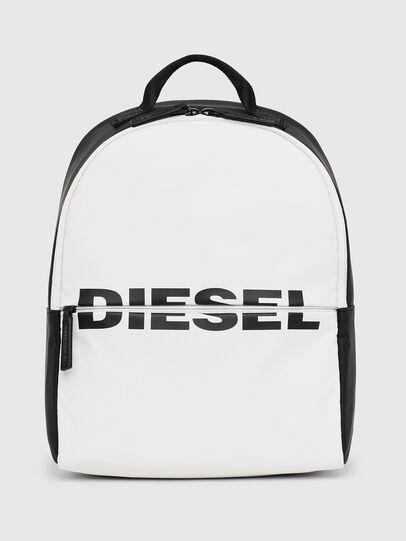 Diesel - BOLD BACKPACK, Weiß/Schwarz - Taschen - Image 1
