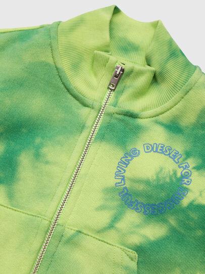 Diesel - SAMMYB, Vert - Pull Cotton - Image 3
