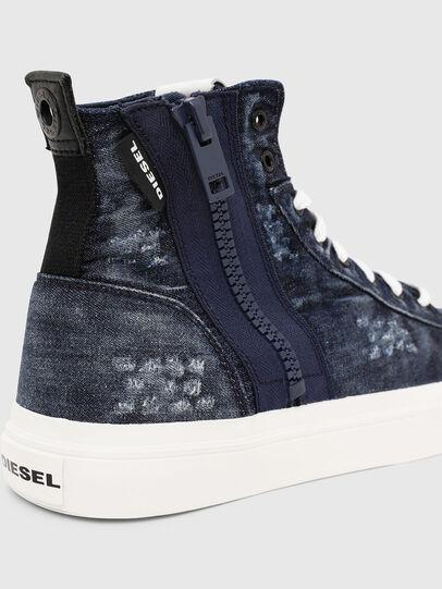 Diesel - S-ASTICO MID ZIP, Blau - Sneakers - Image 6