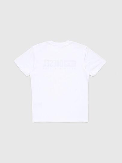 Diesel - TJDIVISION, Weiß - T-Shirts und Tops - Image 2