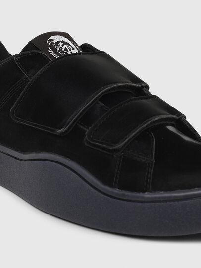 Diesel - S-CLEVER LOW STRAP W, Schwarz - Sneakers - Image 4