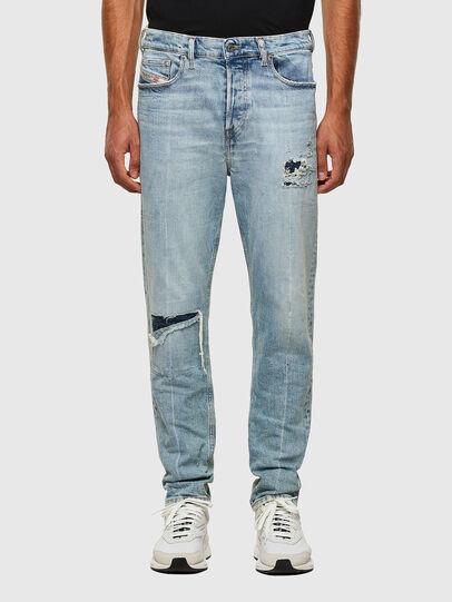 Diesel - D-Vider 009JR, Bleu Clair - Jeans - Image 1