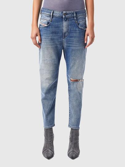 Diesel - Fayza 09B16, Blu Chiaro - Jeans - Image 1