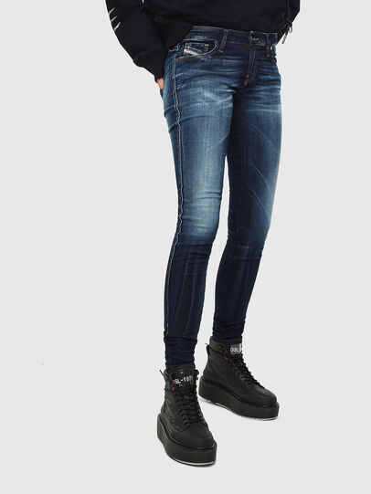 Diesel - Gracey JoggJeans 069JX, Dunkelblau - Jeans - Image 1