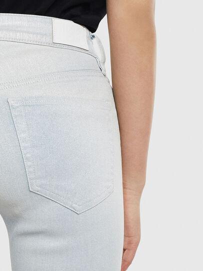 Diesel - Slandy 0099W, Hellblau - Jeans - Image 4
