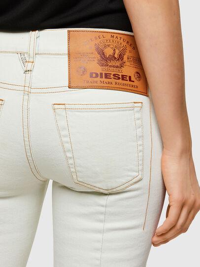 Diesel - D-Ebbey 009ZA, Blanc - Jeans - Image 3