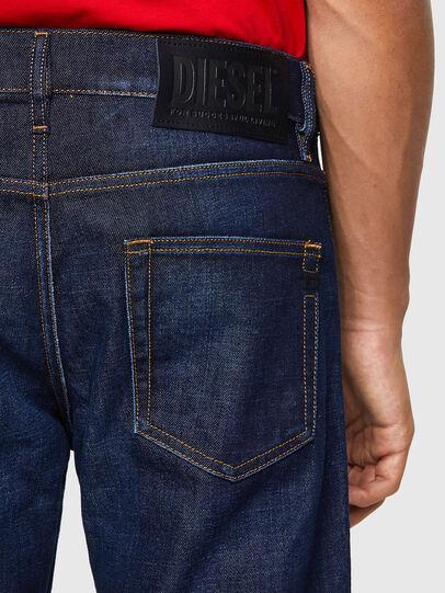 Diesel - D-Strukt 09A12, Bleu Foncé - Jeans - Image 3