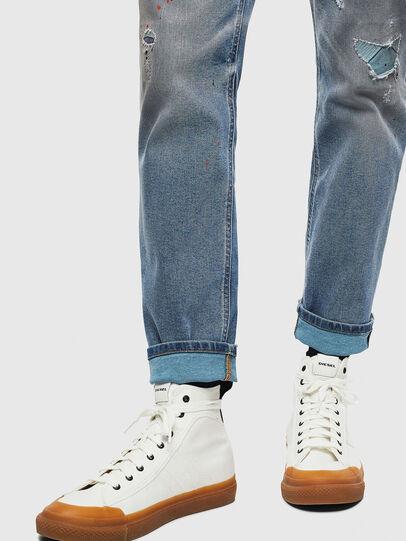 Diesel - D-Eetar 009BN, Mittelblau - Jeans - Image 6