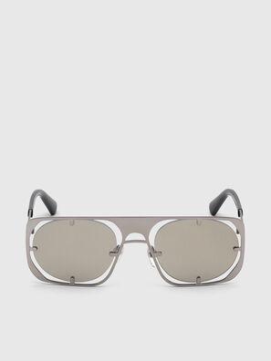 DL0305, Grau/Schwarz - Sonnenbrille