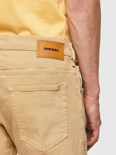 Diesel - D-Yennox 009HA, Marron Clair - Jeans - Image 4