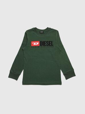 TJUSTDIVISION ML, Dunkelgrün - T-Shirts und Tops