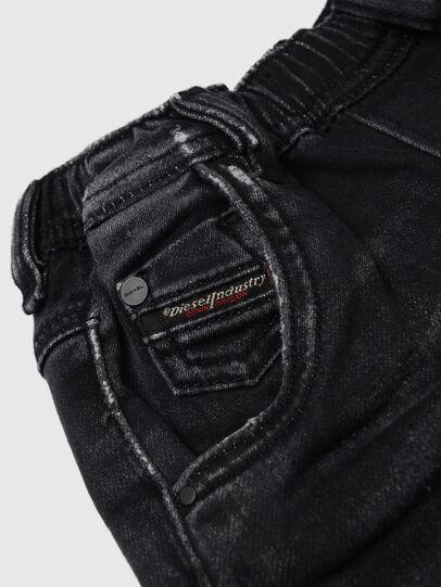 Diesel - FAYZA JOGGJEANS B-N, Schwarz/Dunkelgrau - Jeans - Image 3