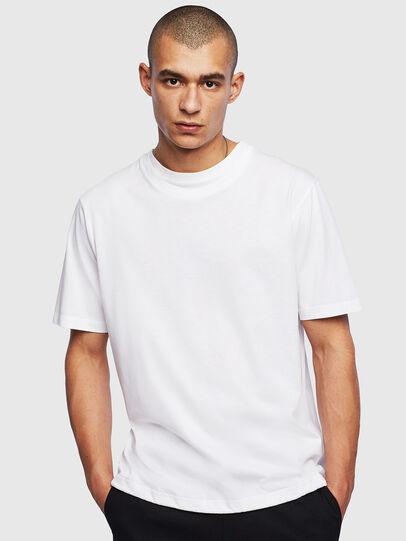 Diesel - T-HUSTY, Weiß - T-Shirts - Image 1