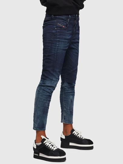 Diesel - Fayza JoggJeans 069KC, Dunkelblau - Jeans - Image 5