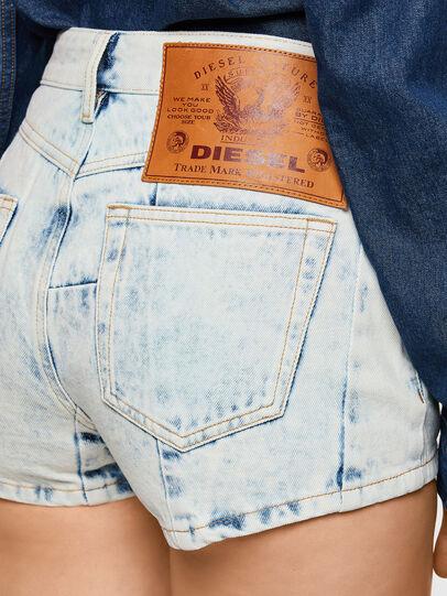 Diesel - DE-JOYS-SP1, Blu Chiaro - Shorts - Image 3