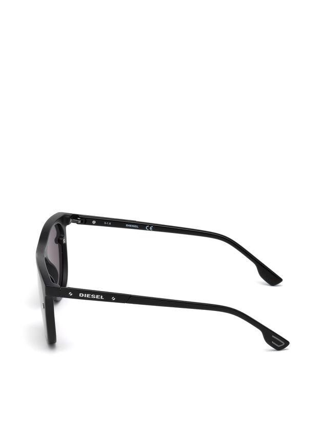 Diesel - DL0217, Schwarz - Sonnenbrille - Image 3