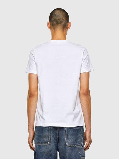 Diesel - T-DIEGOS-N33, Weiß - T-Shirts - Image 2