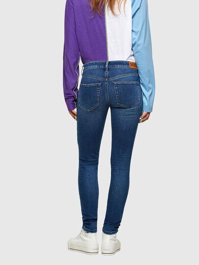 Diesel - Slandy 009PU, Blu medio - Jeans - Image 2
